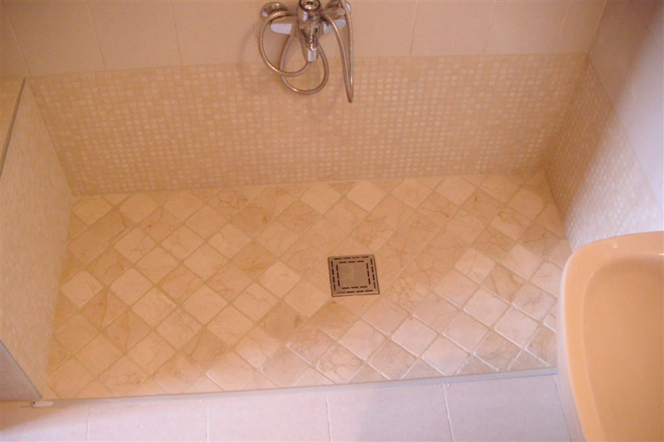 wet shower room, walk in shower, wet-room